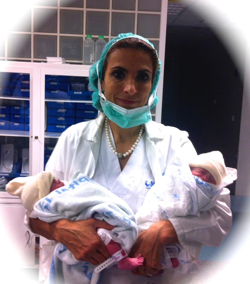 Un embarazo de gemelos siempre debe ser una cesárea? - Dra